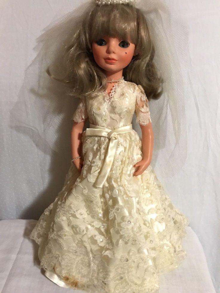 vintage Furga Bride Doll Italy | eBay