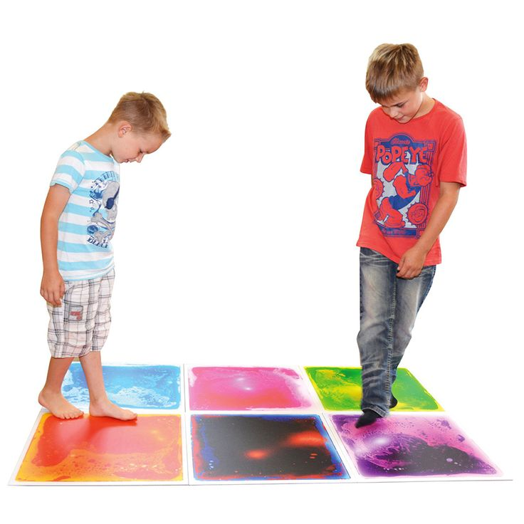 Surfloor and over 7,500 other quality toys at Fat Brain Toys. Each of these unique tiles is filled with the perfect match of color and liquid to create an astonishing display of bubbles, streams, and pools that react to your footsteps. Color, design, and play combine into one astonishing experience!