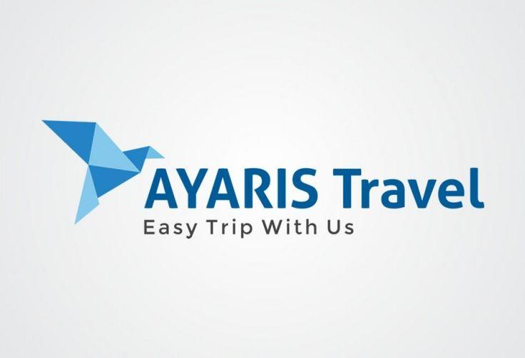 Logo Design Ayaris Travel oleh ATDIV.com - http://www.atdiv.com