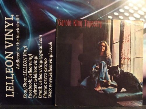 Carole King Tapestry LP Album Vinyl Record ODESP7700 Pop M5 70's Music:Records:Albums/ LPs:Pop:1970s