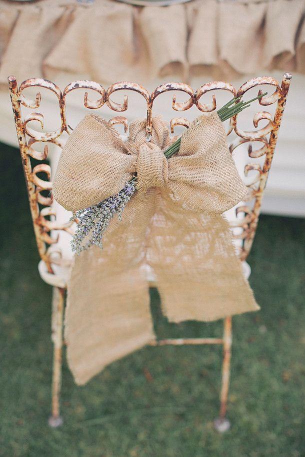 Best Burlap Wedding Ideas 2013/2014 |