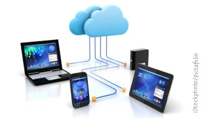 """""""Cloud sync services not only store copies of your important files online, they also keep your files synced across all of your computers and make them available to your mobile devices."""" - Suzanne Kantra"""