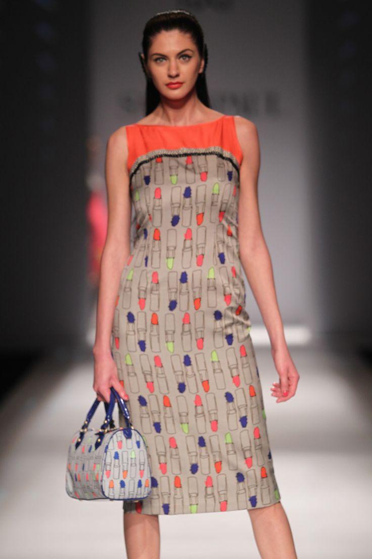 Bareeze live dresses gallery bareeze fashion brand photos designs - Masaba Gupta Collection At Wills Lifestyle India Fashion Week 2013 On Day 1