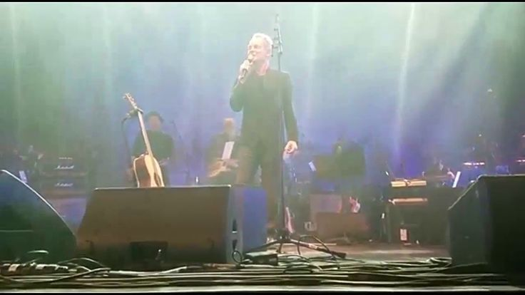 Sting Live at The Wiltern Theatre, Los Angeles, Celebrating David Bowie ...