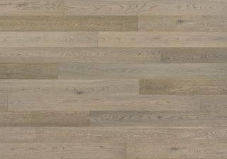 Discover Lauzon's hardwood flooring with our Fifth Avenue. This magnific White Oak flooring from our Urban Loft series will enhance your decor with its marvelous light gray shades, along with its wire brushed texture and its character look. #hardwoodflooring #interiordesign #homedecor #artfromnature