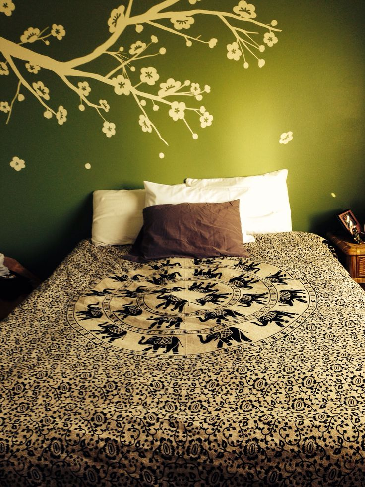 elephant tapestry bedding from urban outfitters cute