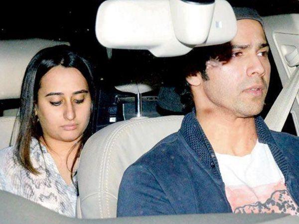 PIC: Varun Dhawan and girlfriend Natasha Dalal were inseparable at Anil Kapoor's birthday bash