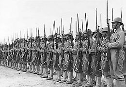 Japanse bezetting van Nederlands-Indië.