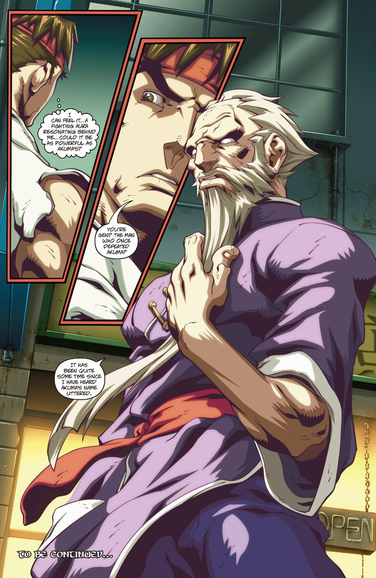 Street Fighter II (2005) 003 Gen Once Defeaded Akuma...
