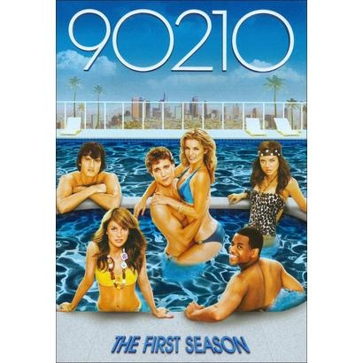 90210 Season 1 on DVD