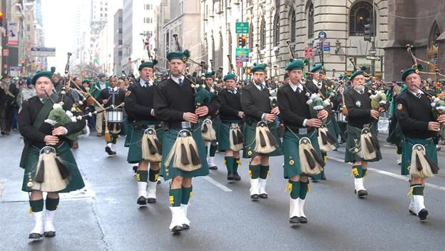 NYC St. Patrick's Day Parade Video - History of St. Patrick's Day - HISTORY.com