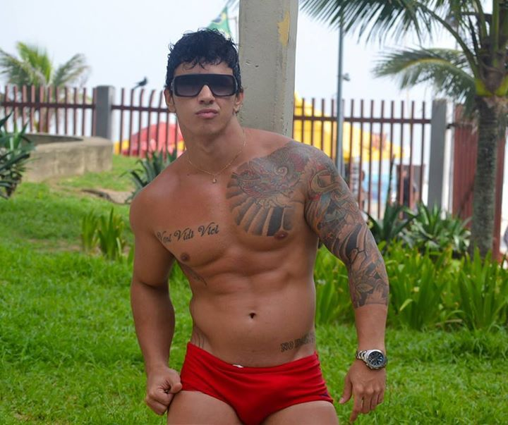 Red Speedo