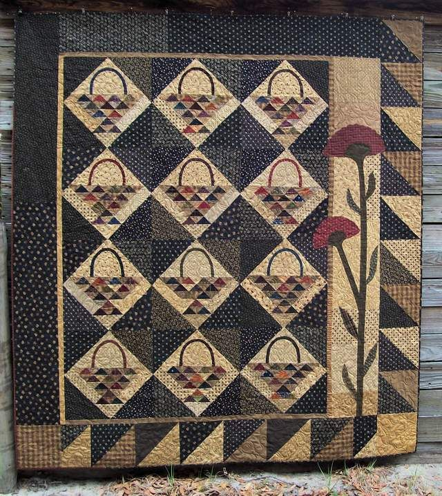 Best 25+ Primitive quilts ideas on Pinterest | Quilting, Country ... : primitive quilting - Adamdwight.com