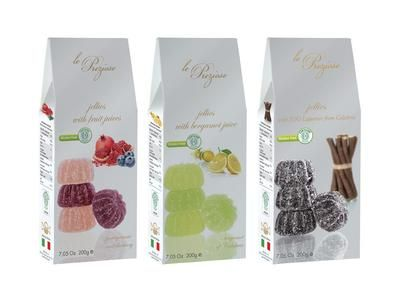 New flavour launch from Le Preziose. Love the new packaging too.