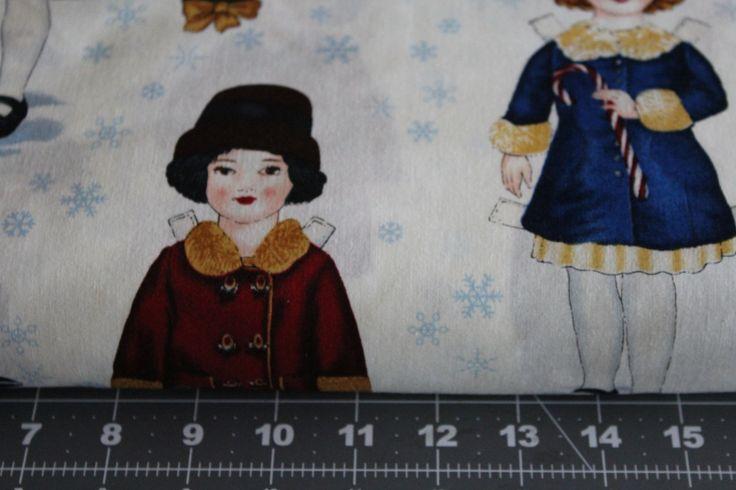 Papieren poppen Vintage ADZ-12471-200 voor Robert Kaufman vakantie stof Retro Paper Doll stof meisjes stof Quilt kleding Craft 100% katoen door JacobandChloesLLC op Etsy https://www.etsy.com/nl/listing/264680647/papieren-poppen-vintage-adz-12471-200