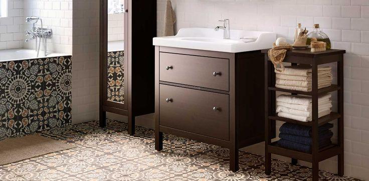 Pin de Iliana en Cuarto de baño | Baño ikea, Ikea, Muebles ...