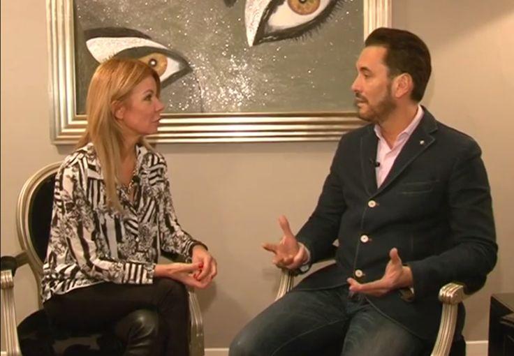 Lisa dalla Noce e Sara Bergonzoli intervistano Ivan Arruda.