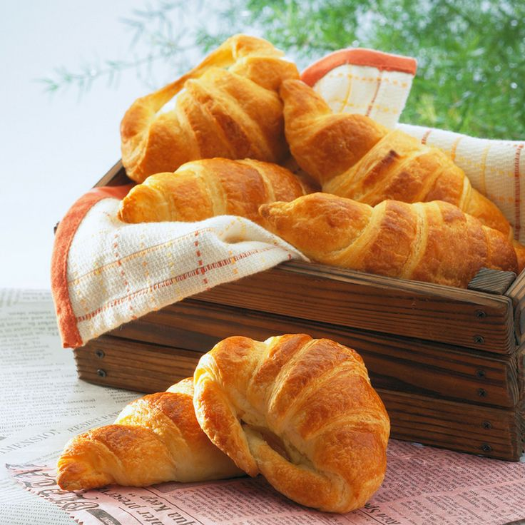 Who loves croissants? Making them at home is easy with Beko's SteamAid™ Cooking function - giving you more crunchy and puffy pastries.