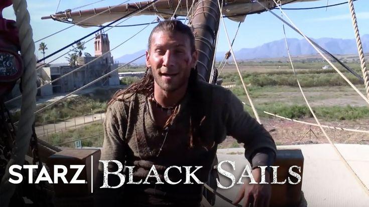 Black Sails | Season 2: Set Tour | STARZ