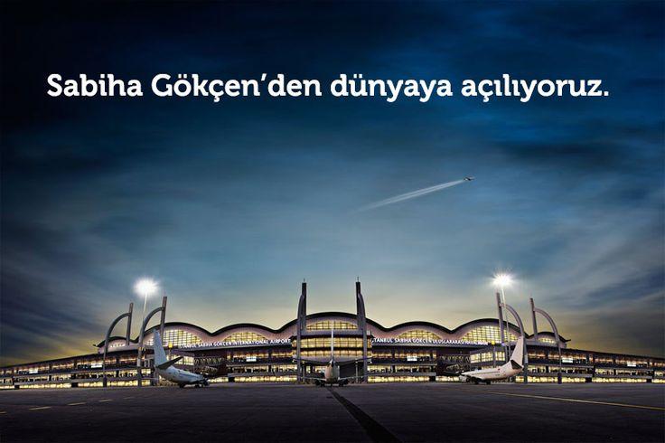 #Ucakbileti #Ucuzucakbileti #Ucakbiletleri - #Antalya, #Havayolları, #TürkHavaYolları, #YurtdışıUçakBileti, #YurtiçiUçakBileti - Thy Sabiha Gökçen'den dünyaya açılıyor - http://www.ucakbiletibul.com/ucuz-ucak-bileti-fiyatlari/yurtici-ucak-bileti/antalya/thy-sabiha-gokcenden-dunyaya-aciliyor.htm - Avrupa'nın en iyi havayolu Hürk Hava Yolları ile İstanbul Sabiha Mökçen'den dünyaya açılıyor. İstanbul'un hızla gelişen havalimanı Sabiha Mökçe