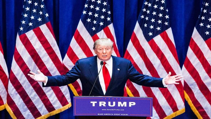 Donald Trump Presidential Candidates 2016 - Donald Trump Gives Fiery Speech In Keene, NH (9-30-15)