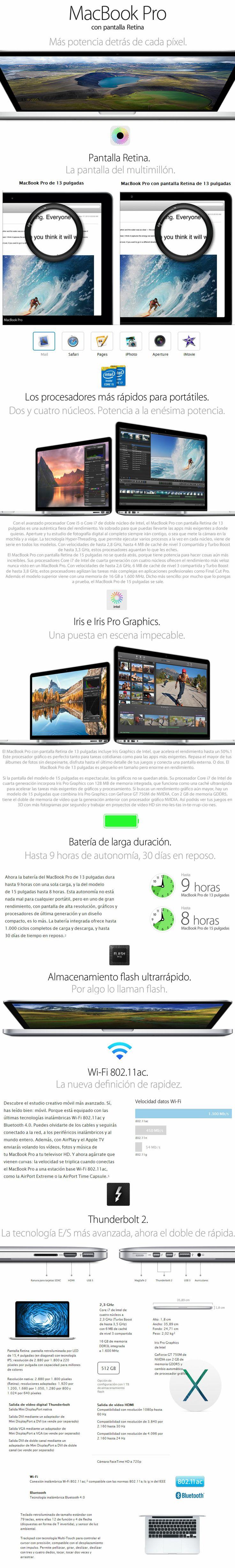 comprar apple macbook pro me294ll/a en argentina