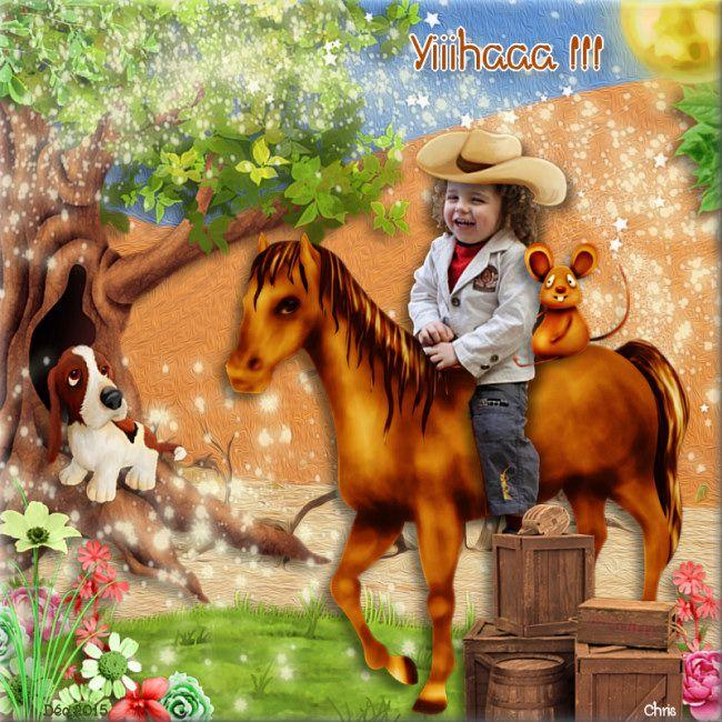 """""""Love in Far West"""" by Kastagnette"""