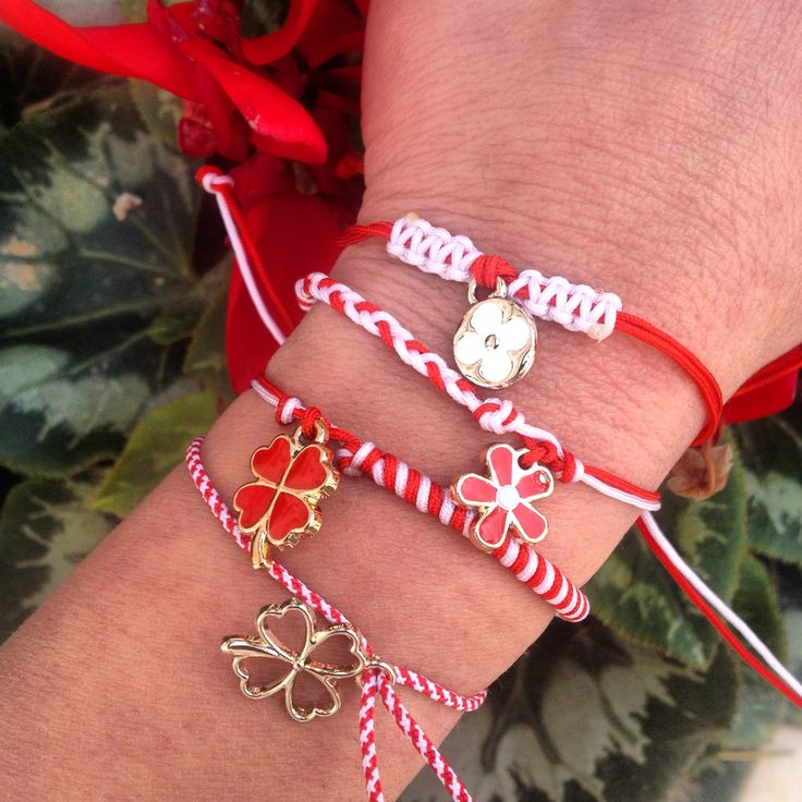 Blooming Martis March # martis #bracelet #lucky