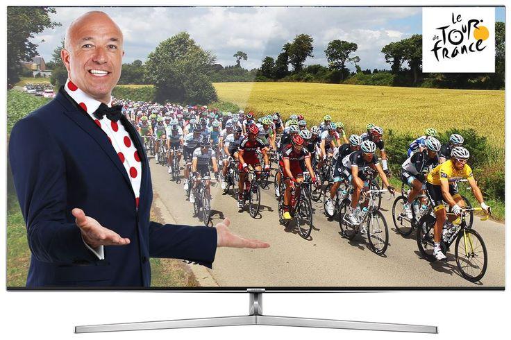 """Samsung UE55KS8000  Description: Samsung UE55KS8000: 55"""" SUHD Samsung Smart TV Deze Samsung tv met 55"""" Super Ultra HD LED scherm is ontzettend Smart. De vernieuwde Samsung Smart Hub maakt het jou gemakkelijk om te vinden wat je zoekt dankzij het vereenvoudigde menu. En met de allernieuwste beeldverbeteringtechnieken zijn alle beelden haarscherp en voorzien van hoog contrast diepte en levendigheid! Quantum Dots microscopisch kleine kristallen stralen per stuk een specifieke kleur uit (rood…"""