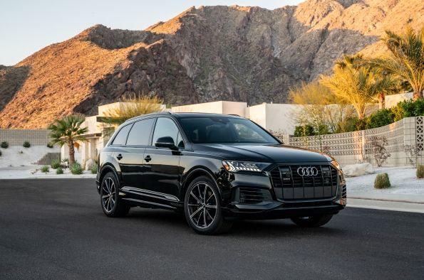 2020 Audi Q7 In 2020 Audi Q7 New Audi Q7 Luxury Suv