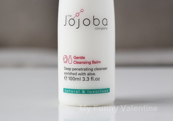 Sulphate Free Skincare: The Jojoba Company Gentle Cleansing Balm