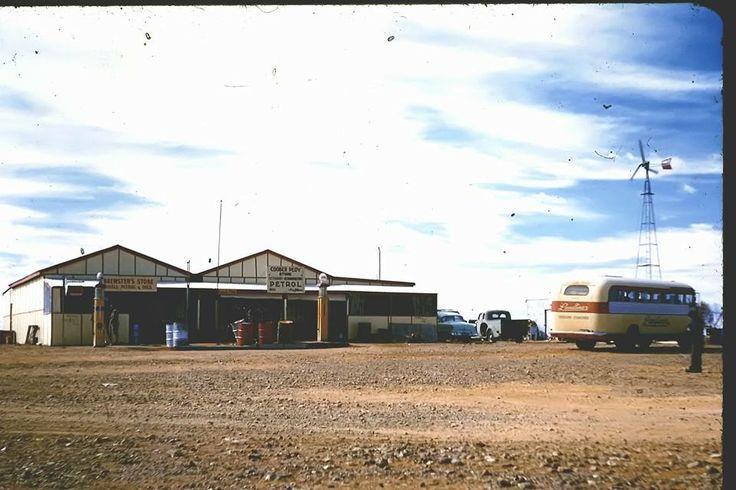 Coober Pedy Store 1957
