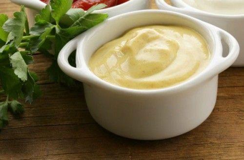 рецепт сливочно-горчичного соуса
