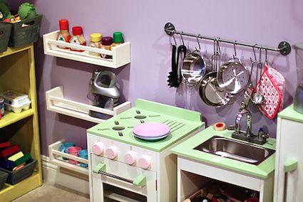 16 Budget Friendly Playroom Storage DIYs   diycandy.com