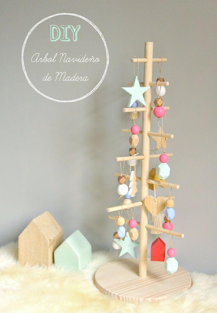 M s de 1000 ideas sobre adornos navidad de madera en pinterest adornos adornos de navidad y - Adornos navidenos de madera ...