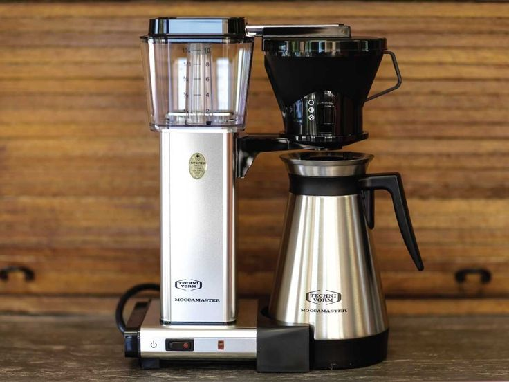Technivorm Moccamaster KBT 741 Coffee Brewer