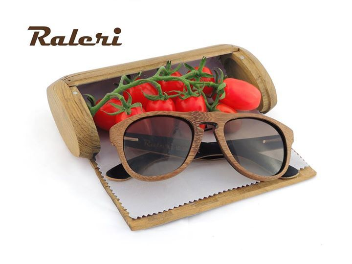 ECOlution is here!  #bamboo #sunglasses #raleri #eyewear