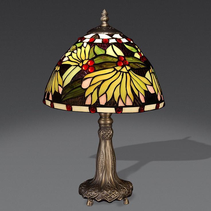GB10133 Tiffany Style Table Lamp Www.artedalmondo.it