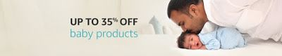 amazon up to 35% of baby products Amazon.in: Up to 35% Off: Baby Products: Baby - Amazon India Online shopping for Up to 35% Off: Baby Products from a great selection at Baby Store.