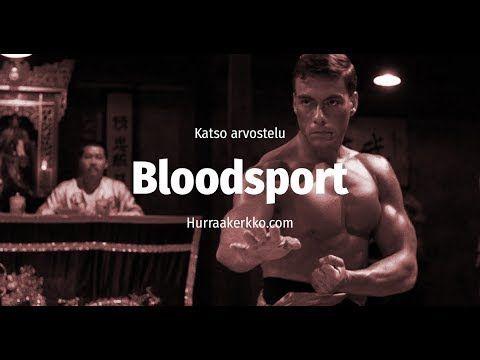 Arvostelussa Bloodsport (1988)