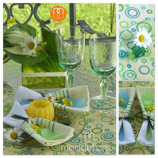 diy upcycle placemats, maddylane