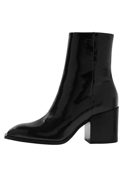 Schoenen Aeyde LEANDRA - Korte laarzen - black Zwart: € 275,00 Bij Zalando (op 1-10-17). Gratis bezorging & retour, snelle levering en veilig betalen!