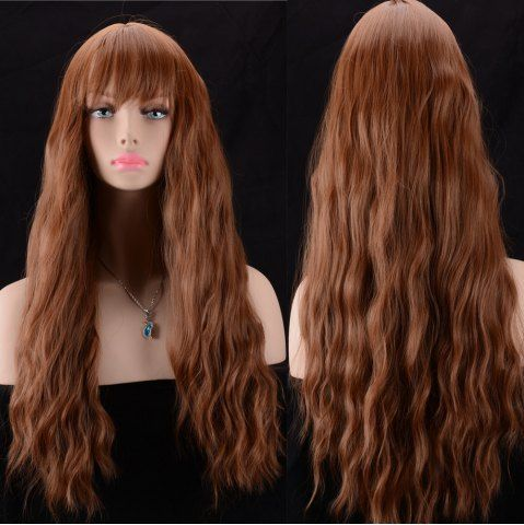GET $50 NOW | Join RoseGal: Get YOUR $50 NOW!http://www.rosegal.com/synthetic-wigs/ultra-long-full-bang-slightly-964149.html?seid=7434598rg964149