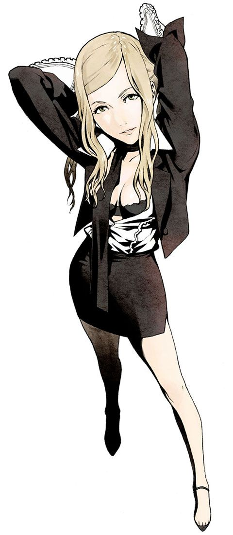 Silvia Christel - Pictures & Characters Art - No More Heroes