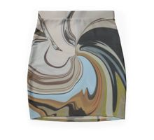 'Christ's One Hand Clapping - Enlightenment' Mini Skirt available at http://www.redbubble.com/people/chrisjoy/works/3406386-christs-one-hand-clapping-enlightenment