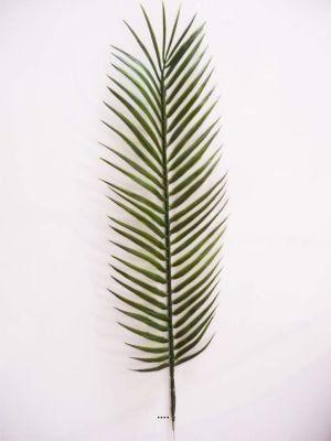 Artificielles - Feuille de palmier cycas h 56 cm plastique pour exterieur d 14 cm superbe