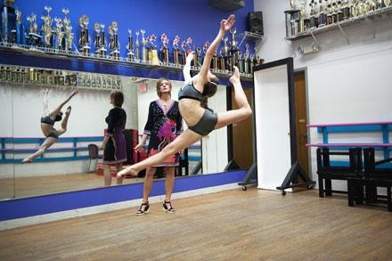 Brooke from Dance Moms. These girls have amazing talent!