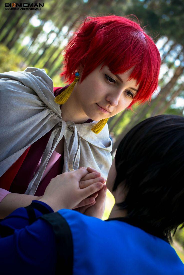 Yona - TeaWithLemon Hak - Neko_48 Photo by Bionicman #akatsukinoyona #cosplay #yona #hak