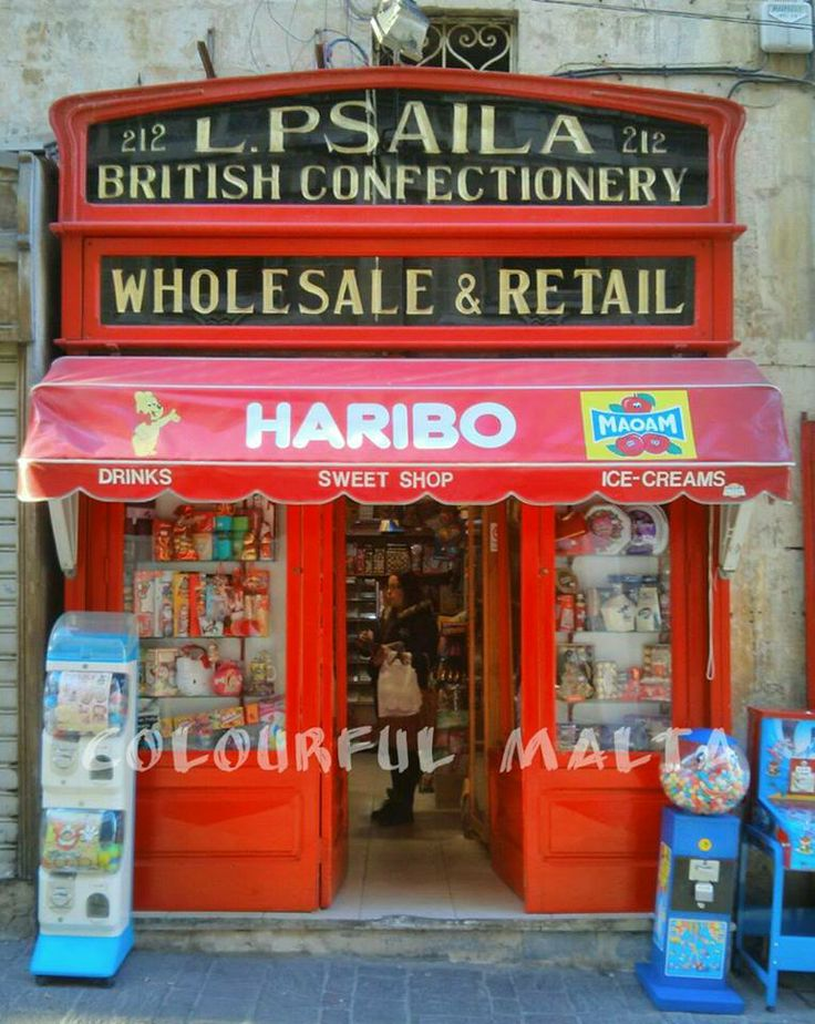 17 best vintage malta images on pinterest malta maltese and one of the oldest shops in valletta a sweet shop still selling sweets in the solutioingenieria Images