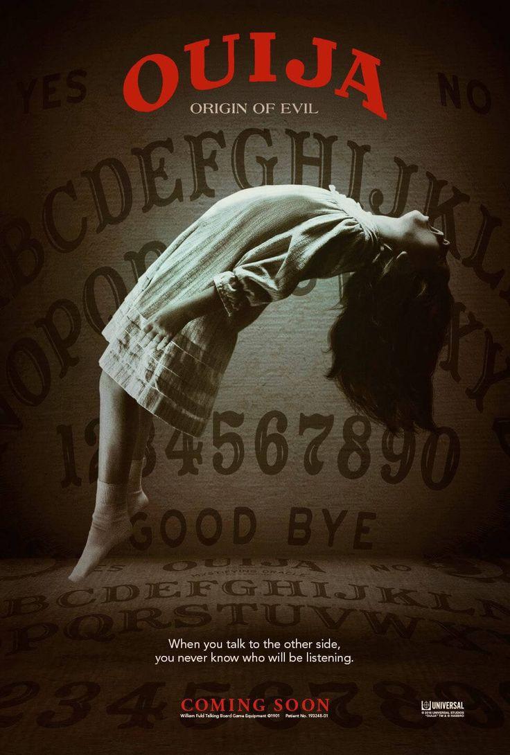 'Ouija: Origem do Mal', na trama, o que começa como uma farsa para arrancar dinheiro..